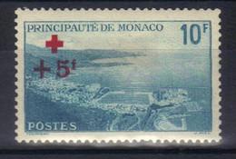 Monaco Timbres De La Croix-rouge N° 213 Neuf * Avec Trace De Charnière - Unused Stamps
