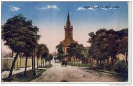 SZOLNOK, SOLLNOCK  - Kath. Vartemplom ,  1916 - Hungary