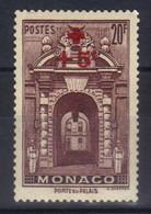 Monaco Timbres De La Croix-rouge N° 214 Neuf * Avec Trace De Charnière - Unused Stamps