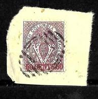 526 - BRITISH COLUMBIA - 1867 - CANCELLED  - FORGERY - FAUX - FALSO - FALSCH FAKE - Zonder Classificatie
