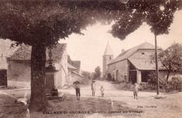 VILLARS-ST-GEORGES  Centre Du Village - Otros Municipios