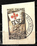 525  - ITALY - 1931 - GINNICI - SPECIAL CANCEL  - FORGERY - FAUX - FALSO - FALSCH FAKE - Zonder Classificatie