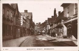 Bromsgrove - Worcester Street 1918 - Worcestershire