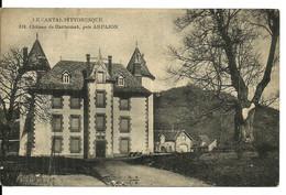 15 Château De CARBONAT  Prés ARPAJON Sur CERE - Arpajon Sur Cere
