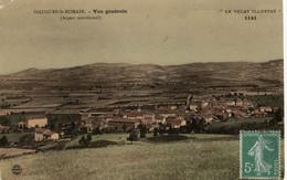 Siaugues St Romain- Vue Generale - Autres Communes