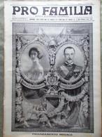 Pro Familia Del 18 Febbraio 1923 Tomba Tutankhamon Jolanda Savoia Ponte Di Legno - Other