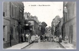 Caen: Rue Branville - Caen