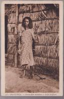 CPA Coloniale - Madagascar - Majunga - Jeune Fille Sakalava à Belle Coiffure - Circulée - Madagascar