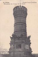 SAINT PRIVAT LA MONTAGNE - MOSELLE - (57) - CPA - GUERRE DE 1870. - Altre Guerre