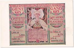 Wereldtentoonstelling Exposition Universelle Gent 1913 Gand - & Expo, Illustration - Gent