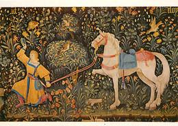 Art - Tapisserie Religieuse - Hostel Dieu De Beaune - Tapisserie Mille Fleurs - Légende De St-Éloi, Début XVIe Siècle (d - Sonstige