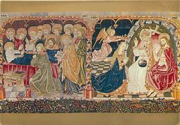 Art - Tapisserie Religieuse - Notre Dame De Beaune - Histoire De La Vie De La Vierge En 17 Tableaux Répartis Sur 5 Panne - Sonstige