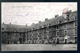 Caen: Caserne Hamelin, Intérieur - Caen