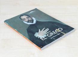 BOOK ART - EL GRECO - JOSE ALVAREZ LOPERA - ARTE BIBLIOTECA GRANDES MAESTROS         (0512.224) - Cultural
