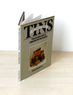 BOOK ART - DECORATIVE PRINTED TINS - THE GOLDEN AGE OF PRINTED TIN PACKAGING - D. GRIFFITH         (0512.225) - Cultural