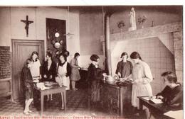 LAVAL - Institution Ste-Marie (annexe)  -  Cours Ste-Thérèse - La Cuisine - Laval