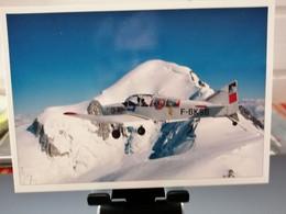 AEROCIME. FRANCE Over Mont Blanc. Airline Issue - 1946-....: Modern Era