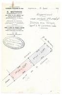 Mesurage De Terrains à Argenteuil Par G. Mothron - 1939 - Unclassified