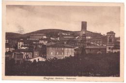 1929 MAGIONE 1   PANORAMA  PERUGIA - Perugia