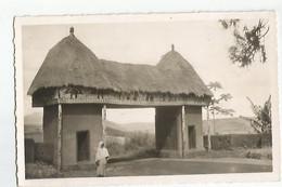 Afrique Cameroun Foumbam Porte D'entrée Bamoum - Cameroon