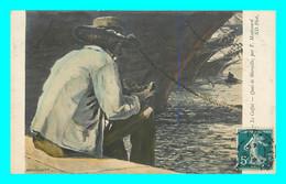 A818 / 499 Tableau Le Clafat Quai De Marseille Par F. MONTENARD - Paintings