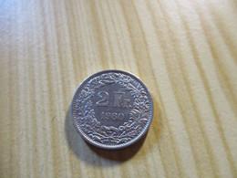 Suisse - 2 Francs 1980.N°3085. - Switzerland