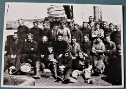 Faroe Island. Old Group Photo - Faeröer