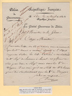 Duroc - 19 Nivose An 11 - Concernant Une Nomination Par Le 1er Consul - Consulat Empire - Handtekening