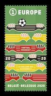 Belgium 2020 Mih. 4980 Football. UEFA Euro 2020 MNH ** - Unused Stamps
