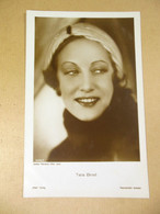 P1 Actress Tala Birell - Entertainers