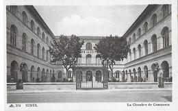 Nîmes. La Chambre De Commerce. - Nîmes