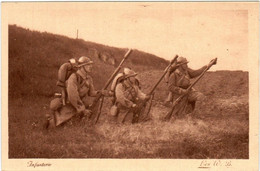 6DPS 642 CPA - INFANTERIE - Manoeuvres