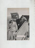 Sid Cara Amiral Géli Soustelle Lopez  Alger 1958 - Zonder Classificatie