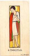 Devotie Devotion - Heilige S. Tarcitius - Devotieprenten