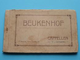 BEUKENHOF Cappellen ( CARNET > 14 PK > F. HOELEN Foto ) > ( Zie / Voir Foto's Voor Detail AUB ) ! - Kapellen