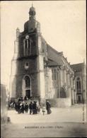 CPA Rochefort Sur Loire Maine Et Loire, L'Eglise - Otros Municipios
