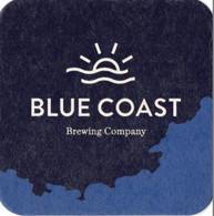 J - SOUS BOCK - BLUE COST - BREWING COMPANY - Sous-bocks