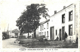Fouches-Hachy (Arlon) - Rue De La Gare - Arlon