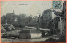CARTE COLLAN - 89 - VUE GENERALE -2 SCANS-16 - Other Municipalities