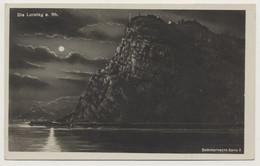 AK  Loreley Sommernacht  1934 - Loreley