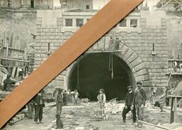 Travaux Du Tunnel Frasne-Vallorbe : Les Longevilles Mont D'Or - Zonder Classificatie