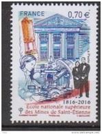 2016-N°5066** SAINT ETIENNE ECOLE SUPERIEURE DES MINES - Unused Stamps