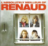 "2 CD Renaud   ""  L'absolutely Meilleur Of Renaud  "" Europe - Andere - Franstalig"