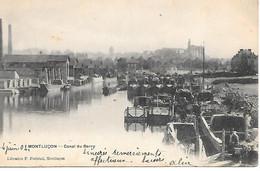 A/283            03        Montluçon         Canal Du Berry - Montlucon