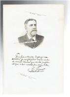 GEORGES PERROT 1832 VILLENEUVE SAINT GEORGES 1914 PARIS ARCHEOLOGUE PORTRAIT AUTOGRAPHE BIOGRAPHIE ALBUM MARIANI - Historische Documenten