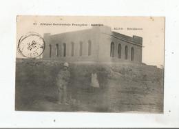MAURITANIE (AFRIQUE OCCIDENTALE FRANCAISE) 61 ALEG RESIDENCE (PETITE ANIMATION) 1915 - Mauritania