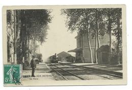 PF1567 -  03 Dompierre-sur-Bresbre - La Gare - Other Municipalities