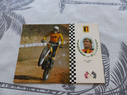 C-148 , CPSM , Motocross, Suzuki 90kg, Joël Robert - Moto