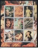 TADJIKISTAN - BLOC ** (2000) La Vénus - NON Répertorié - - Sonstige