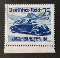 Allemagne - Germany - Timbre(s) Mnh** - 2 Scan(s) - TB - D701 - Ungebraucht